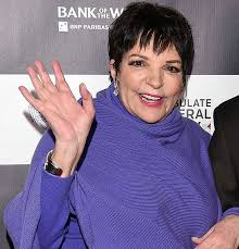liza minnelli age 71 rare young photos of actress s earliest
