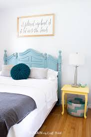 Beach Themed Bedrooms Lakeside Room Reveal