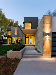 Modern House Fronts by Best 25 Modern Exterior Ideas On Modern Exterior