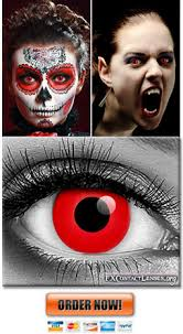 All White Halloween Contacts by Fx Contact Lenses Costume Theatrical Special Effects Contacts