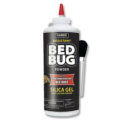 Harris Resistant Bed Bug Powder
