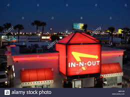 100 In N Out Burger Truck Stock Photos Stock Images Alamy