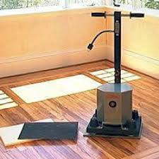 Square Buff Floor Sander by Squarbuff Finishing