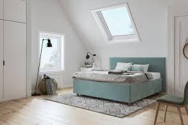skandinavischer stil im wohlfühl schlafzimmer schlaraffia