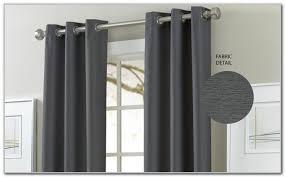 Grey Blackout Curtains Walmart by Grey Blackout Curtains Walmart Curtains Home Design Ideas