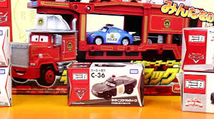 Disney Pixar Cars Fire Rescue Squad Mack Hauler With Tomy ... Jual Mainan Mobil Rc Mack Truck Cars Besar Diskon Di Lapak Disney Carbon Racers Launcher Lightning Mcqueen And Transporter Playset Original Pixar Cars2 Toys Turbo Toy Video Review Heavy Cstruction Videos Mattel Dkv55 Protagonists Deluxe Amazoncouk Red Tayo Amazoncom Disneypixar Hauler Carrying Case 15 Charactertheme Toyworld Story Set Radiator Springs Pictures