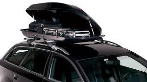 coffre toit de voiture fr montblanc coffre de toit ideal large noir carbone