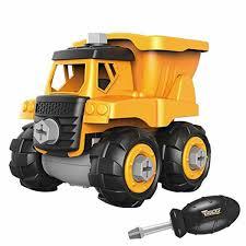 100 Construction Trucks Details About Little Bado Big Dump Truck Car Toys Vehicle Set For Kids Ages 3 4 5