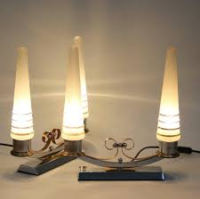 Best Free Art Deco Lamps Set Of Drawing