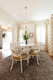Plush Delos Rug For The Transitional Dining Room Design Heather ODonovan Interior