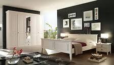 schlafzimmer sets im landhaus stil mit kleiderschränken