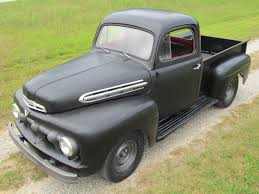 1951 Ford F1 Pickup Truck - YouTube 1951 Ford F1 Pickup F92 Kissimmee 2016 Classics For Sale On Autotrader This Stole The Thunder Of Every Modern Fseries Truck File1951 Five Star Cab 12763891075jpg Bangshiftcom Truck Might Look Like A Budget Beater Hot Rod Network Classic Car Show Travelfooddrinkcom 1948 Studio Martone Ford Mark Traffic