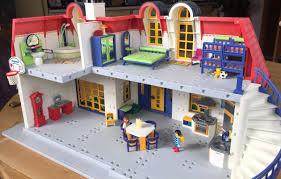 playmobil einfamilienhaus mit einrichtung