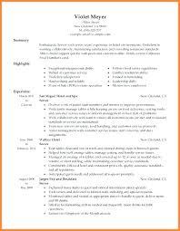 Head Waitress Resume Examples And Sample Of Waiter Resume Waiters