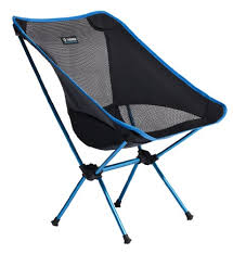 helinox chair one c chair black blue one size omj outdoors