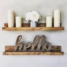 Wood Shelves Design Ideas by 25 Best Rustic Bathroom Decor Ideas On Pinterest Half Bathroom