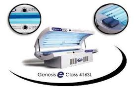 Genesis E Class 416SL Tanning Bed in Springfield