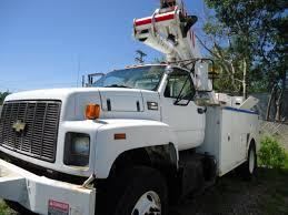 100 2000 Chevy Trucks 9723 Chevrolet Bucket Truck