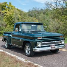 1966 Chevrolet C10 Stepside Pickup | MotoeXotica Classic Car Sales