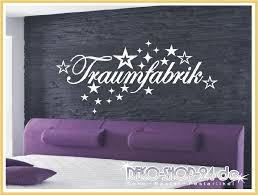 wandtattoo traumfabrik schlafzimmer motiv 385 xl on popscreen