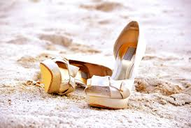 How To Choose Your Perfect Beach Wedding Shoes Luxury