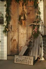 Primitive Decorating Ideas For Outside by 321 Best Primitive Christmas Matters Images On Pinterest