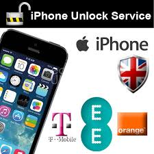 Factory Unlock iPhone SE 6S 6S 6 6 5s 5c 5 4s 4 UK T Mobile