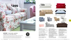 Ektorp Sofa Bed Cover Red by Ikea Catalog 2010 By Muhammad Mansour Issuu
