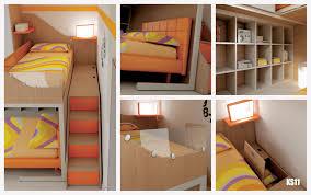 mezzanine chambre chambre enfant lits superposés en mezzanine compact so nuit