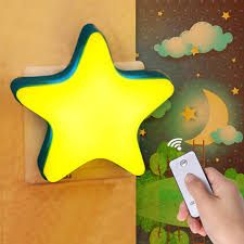 led light motion sensor kid lights bedroom wall l