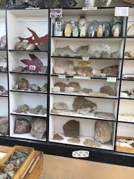 Rock Shop Indoor Section