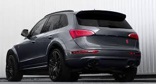 Khan Makes Audi Q5 More Macho via Wide Track Body Kit