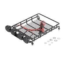 Roof Rack Luggage Carrier & Light Bar For 1/10 Monster Truck Short ... Savage Flux Xl 6s W 24ghz Radio System Rtr 18 Scale 4wd 12mm Hex 110 Short Course Truck Tires For Rc Traxxas Slash Hpi Hpi Baja 5sc 26cc 15 Petrol Car Slash Electric 2wd Red By Traxxas 4pcs Tire Set Wheel Hub For Hsp Racing Blitz Flux Product Of The Week Baja Mat Black Cars Trucks Hobby Recreation Products Jumpshot Sc Hobbies And Rim 902 00129504 Ebay Brushless 3s Lipo Boxed Rc