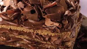 schokolade essen und trinken