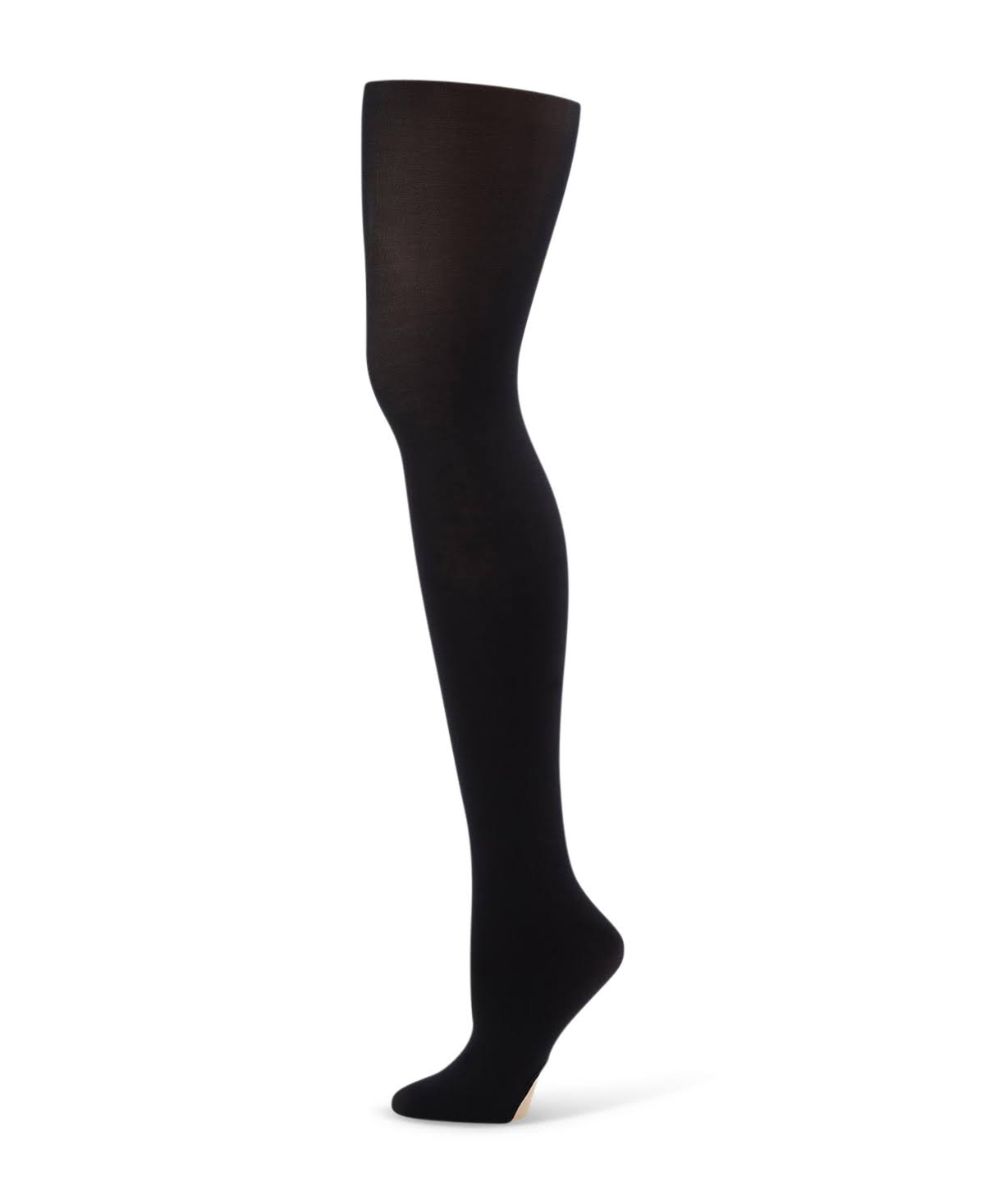 Capezio Women's Capezio Ultra Soft Transition Tights - Black, Large-XLarge