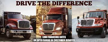100 Truck Rebates Low Finance Rates Now Avialable Altruck Your International