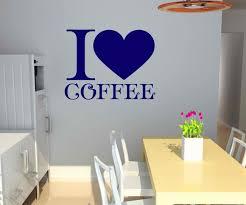 wandtattoo i coffee küche dekoration wand sticker wandbild aufkleber 5q714