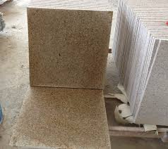 G682 Yellow Granite Stone Flooring For Indoor And Outdoor