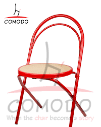 Modern Metal Folding Chair With Elegant Italian Design- Best Price With  High Quality - Buy Metal Folding Chairs,Modern Chairs,Garden Chairs Product  On ...