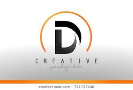 D Alphabet Design Font Stock s & Vectors
