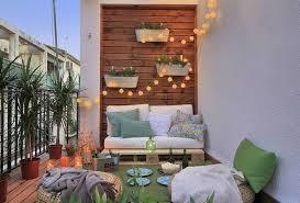 balkon sofa aus paletten bauen diy ideen für eine schöne