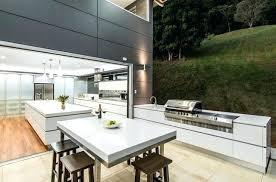 idee cuisine ext駻ieure amenagement cuisine exterieure cuisine idee amenagement cuisine