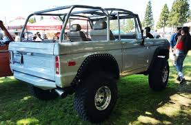 Sort-of-new Ford Bronco To Co-Star In Rampage With The Rock - Motor ... Ford Confirms New Ranger And Bronco For 2019 20 Confirmed By Uaw Deal Pickup Timeline Set Vehicles Wallpapers Desktop Phone Tablet Awesome 2018 Ford Truck Beautiful All Raptor 1971 Used 302 V8 3spd Interior Paint Details News Photos More Will Have A 325hp Turbocharged V6 Report Says 2017 6x6 First Drives Of Bmw Concept Svt Package Youtube Exterior Interior Price Specs Cars Palace