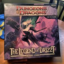 Unboxing The Legend Of Drizzt