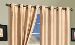 Lush Decor Curtains Canada by Window Treatments Deals U0026 Coupons Groupon