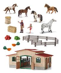Schleich Horse Figurine & Stable Set | Zulily Amazoncom Our Generation Horse Barn Stable And Accsories Set Playmobil Country Take Along Family Farm With Stall Grills Doors Classic Pinterest Horses Proline Kits Ramm Fencing Stalls Tda Decorating Design Building American Girl Doll 372 Best Designlook Images On Savannah Horse Stall By Innovative Equine Systems Super Cute For People Who Have Horses Other Than Ivan Materials Pa Ct Md De Nj New Holland Supply Hinged Doors Best Quality Made In The Usa Tackroom Martin Ranch