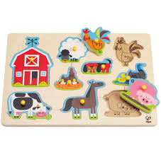 Hape Kitchen Set Uk by Hape Happy Hour Clock Kid U0027s Wooden Time Learning Puzzle Hape