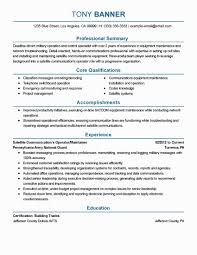 Forklift Driver Resume Summary Machine Operator Unique Template Example Best Of 19 Latest Also