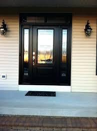 lights for front door design accessories glass black front door