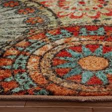 Walmart Patio Area Rugs by Area Rugs Wonderful Red With Medallion Area Rugs Lowes For